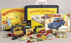 2195: A Mixed Grou of Diecast Models
