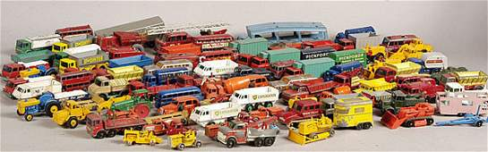 2205: A Large Group of Unboxed Matchbox
