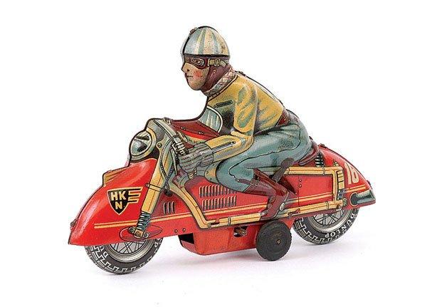 3004: Huki/HKN Tinplate Racing Rider