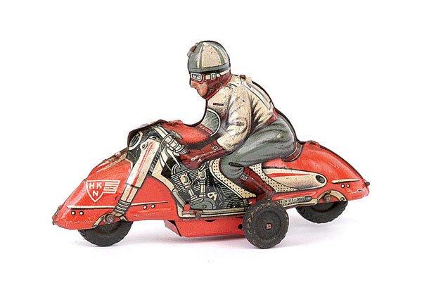 3007: Huki/HKN Tinplate Racing Rider