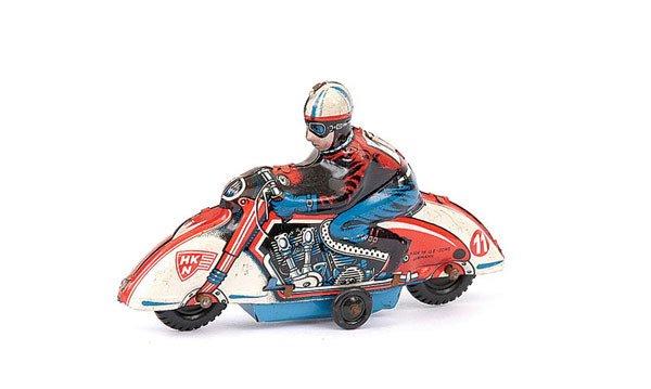 3008: Huki/HKN Tinplate Racing Rider
