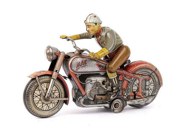 3020: Arnold Tinplate Mack 700