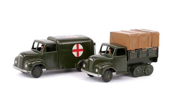 4004: Britains No.1512 Army Ambulance