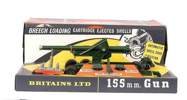 4006: Britains No.9745 155mm Gun
