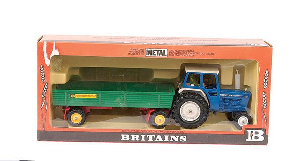 4018: Britains No.9597 Farm Set