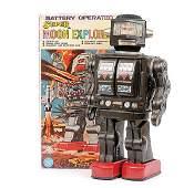 4256 Horikawa Japan Spaceman Robot