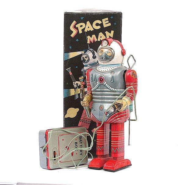 4257: Nomura (Japan) Spaceman