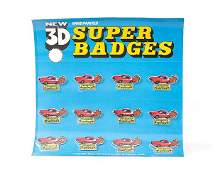 "2347: Monogram Products ""Starsky & Hutch"" Badges"