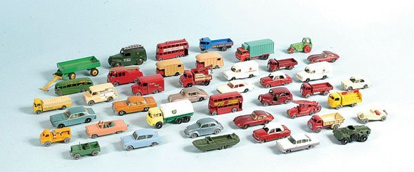 6: Matchbox Regular Wheel Unboxed Models
