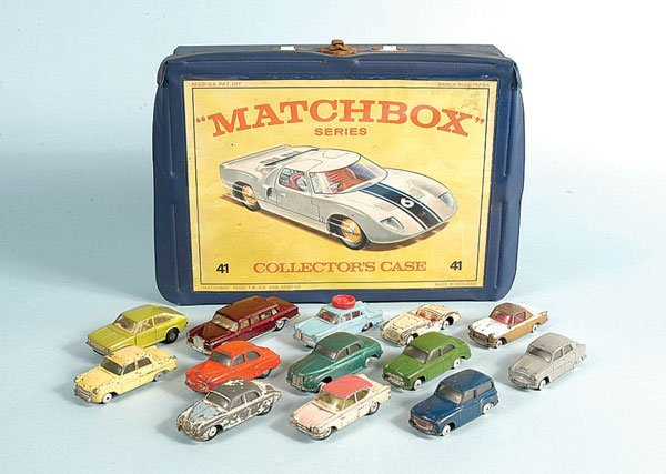 17: Unboxed Corgi Toys Cars