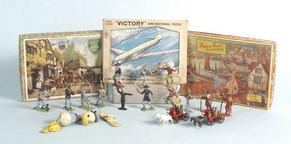 23: Matchbox MOY, Victory Plastic Figures