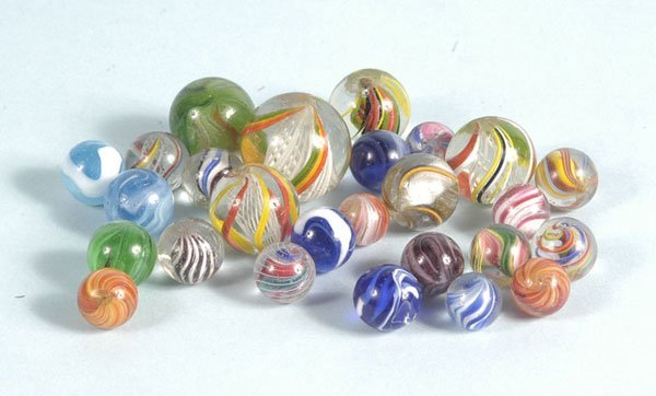 24: A Small Group of Marbles