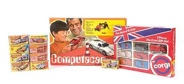 744: Matchbox Superfast - Group of Cars & Commercials