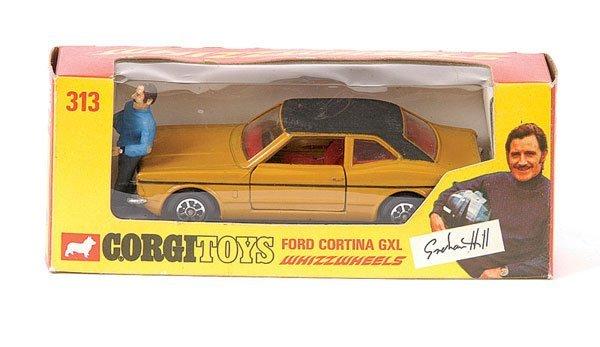 1629: Corgi Toys No.313 Ford Cortina GXL