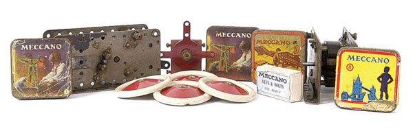 3004: Meccano - Pre-war Scarce Items