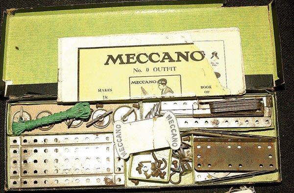 3014: Meccano Outfit No.0