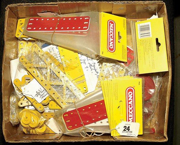 3024: Meccano 1990 Components