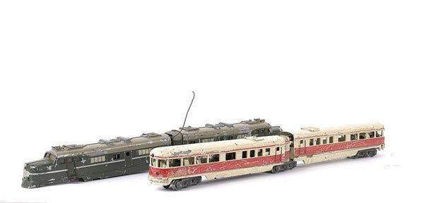 3414: Marklin DL800 Twin Unit Diesel Locomotive