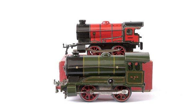 3624: Rare Hornby Export 0-4-0 No.1 Loco
