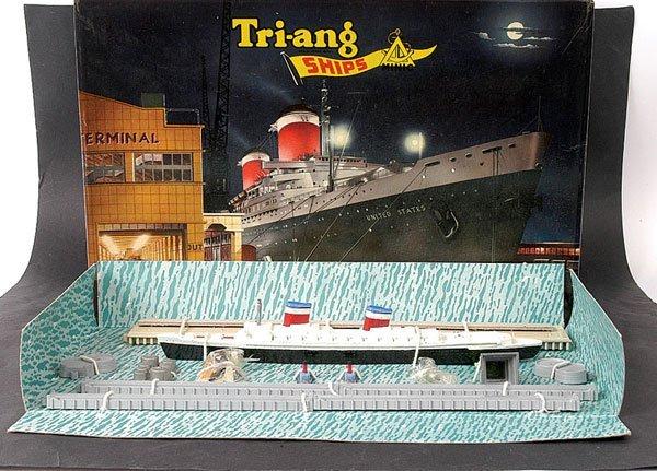 12: Minic Ships M892 United States Gift Set