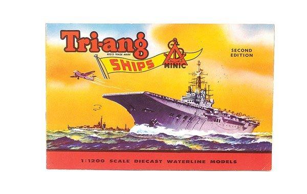 15: Minic Ships 2nd Edition Catalogue