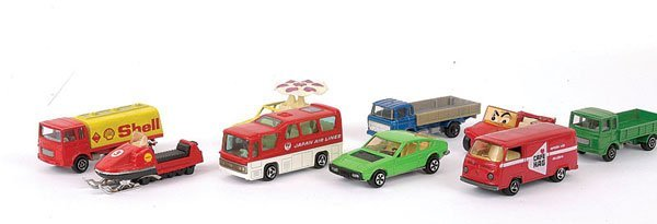 19: Majorette (France) Small Scale Diecast Cars