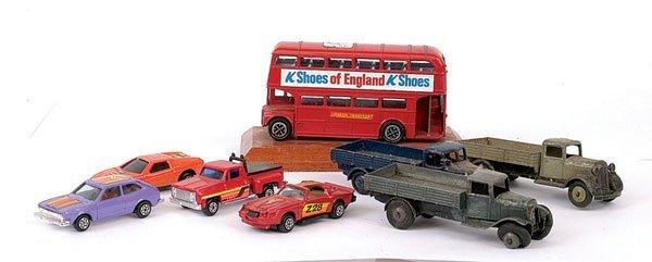 21: Dinky 25 Series Lorry Castings