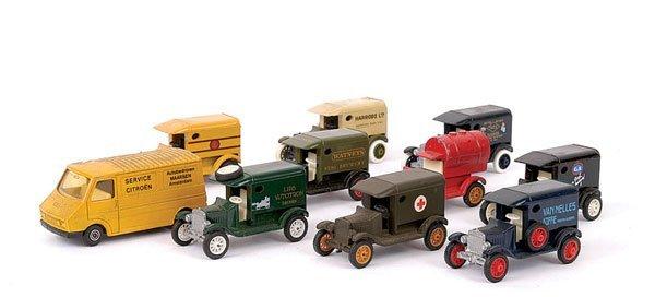 22: EFSI (Holland) 70 x Miniature Vehicles