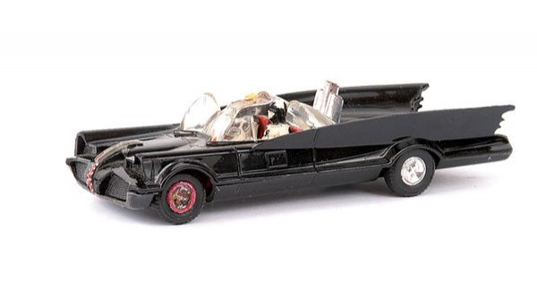 "537: Polistil No.51 ""Batman's"" Batmobile"