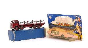 602: Dinky Foden Flat Truck with Chains