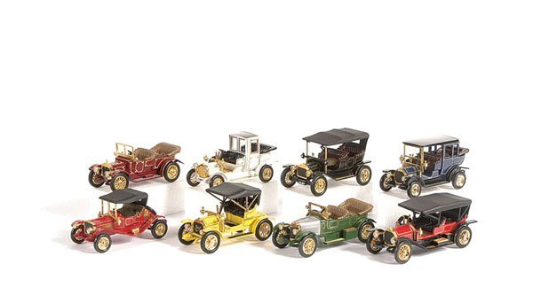"""1005: Matchbox MOY """"The Anniversary Collection"""""""
