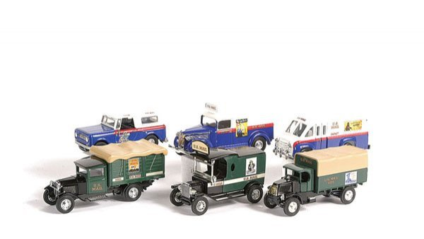 """1009: Matchbox MOY """"US Post Office Collection"""""""