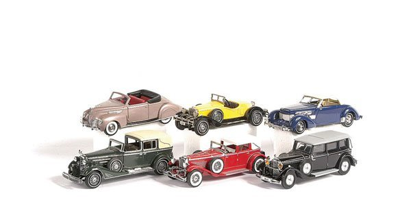 """1015: Matchbox MOY """"Cars of the Rich & Famous"""""""