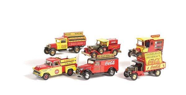 "1018: Matchbox MOY ""The Coca Cola"" Collection"