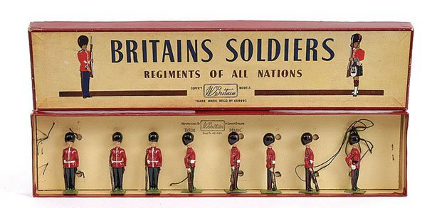 2004: Britains - Set 2082 - Coldstream Guards - 1954