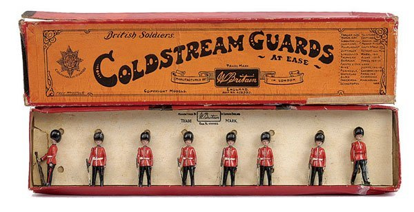 2011: Britains - Set 314 - Coldstream Guards