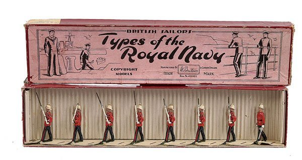 2013: Britains - Set 1620 - Royal Marine Light Inf