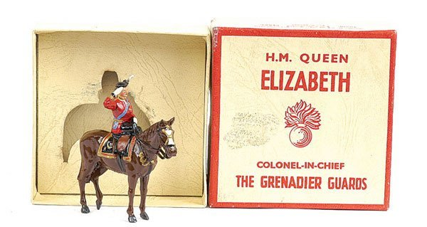 2024: Britains - Set 2065 - HM Queen Elizabeth
