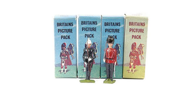 2797: Britains Picture Packs [Foot Figures]