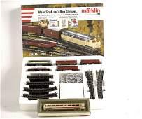 3136: Marklin HO 3-rail Delta No.2983 DB Freight Set