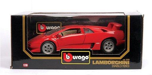 5014 Bburago No 3028 Lamborghini Diablo