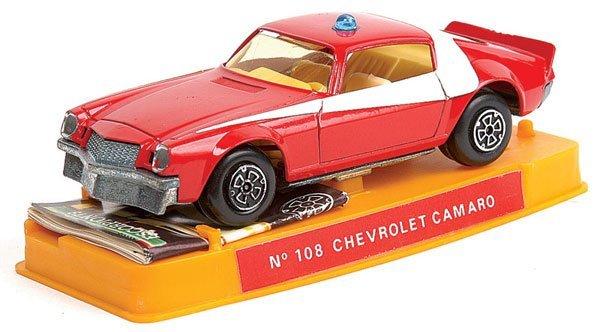 5186: Guisval No.108 Starsky & Hutch Chevrolet Camaro