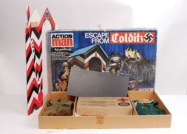 "5396: Palitoy Action Man ""Escape From Colditz"""