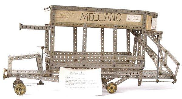 4006: Meccano Motorbus