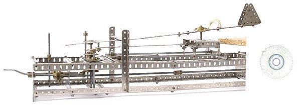 4007: Meccano Meccanograph