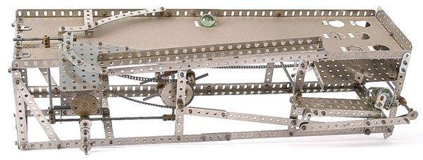 4008: Meccano Pinball Machine