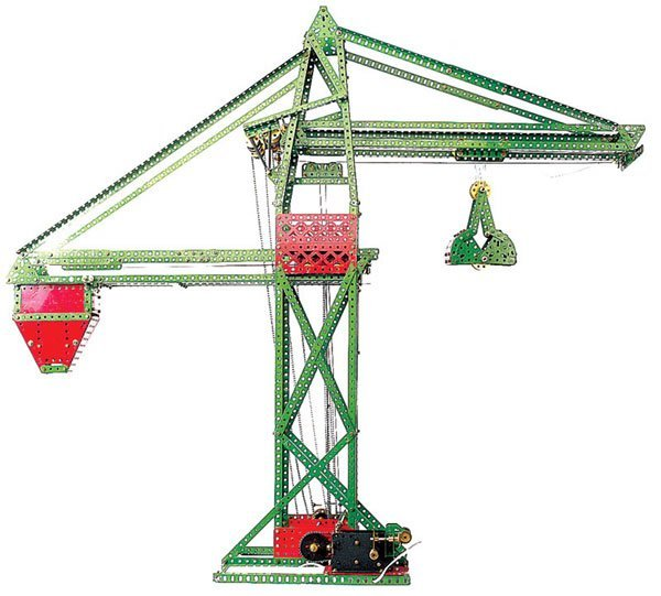 4011: Meccano Automatic Ship Coaler