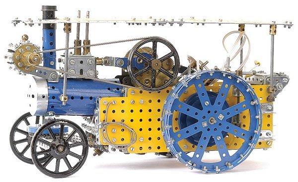 4013: Meccano Showman's Traction Engine