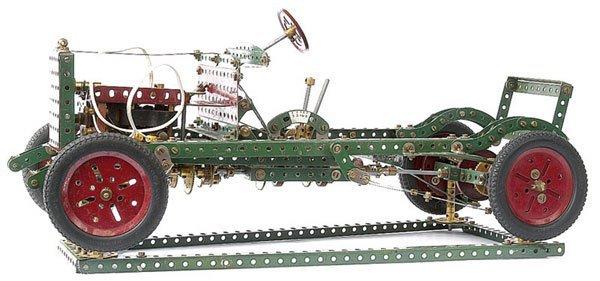 4016: Meccano Car Chassis