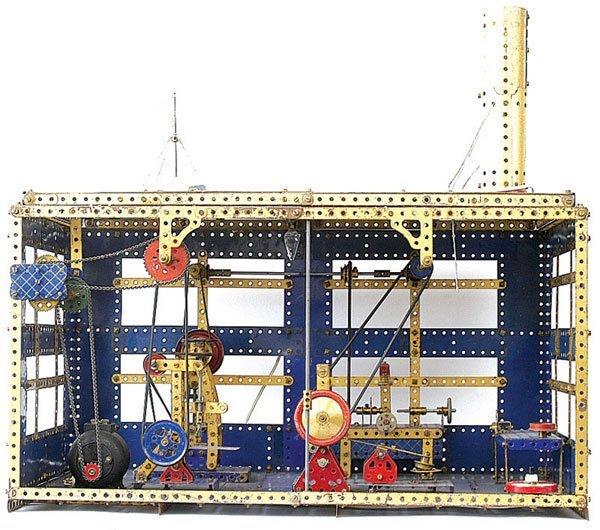 4017: Meccano Workshop